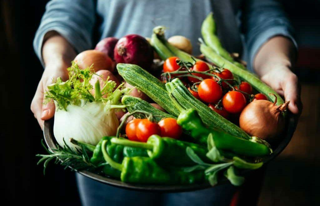 Produtos da agricultura orgânica