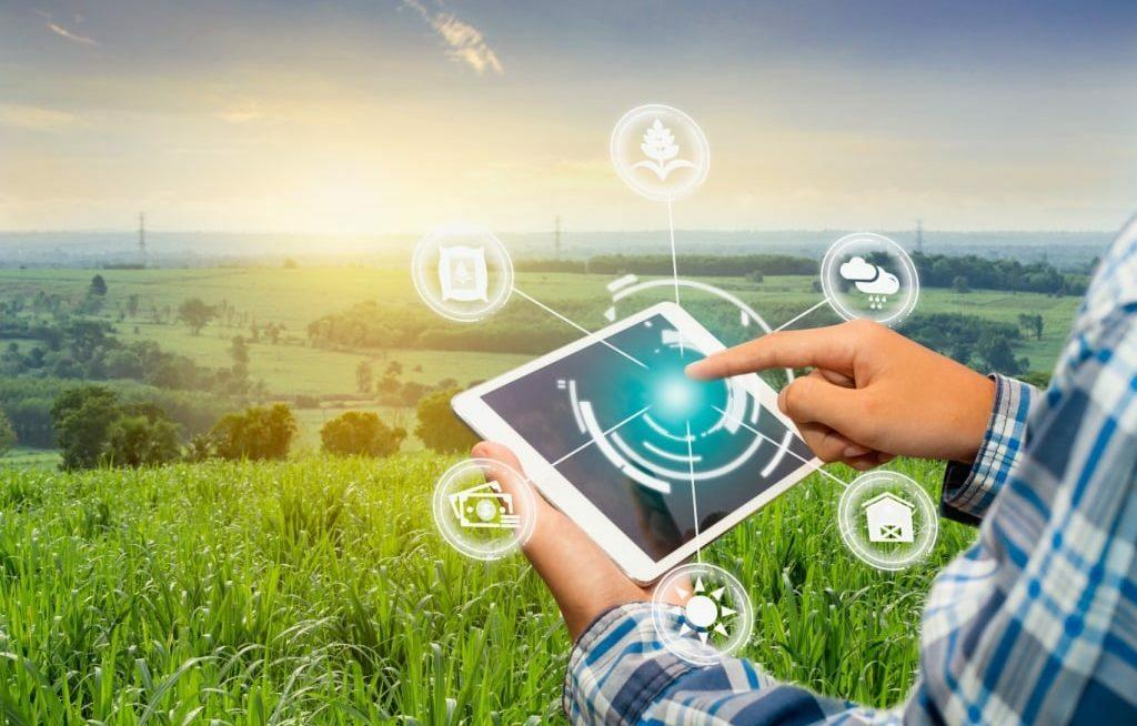 Análise de dados da agricultura de precisão