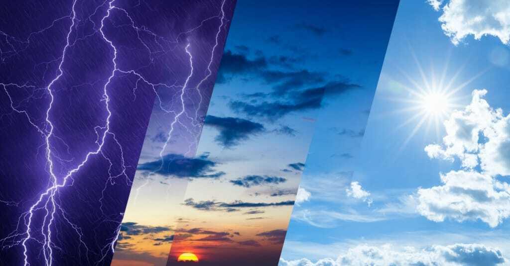 Importância da previsão do tempo na agricultura