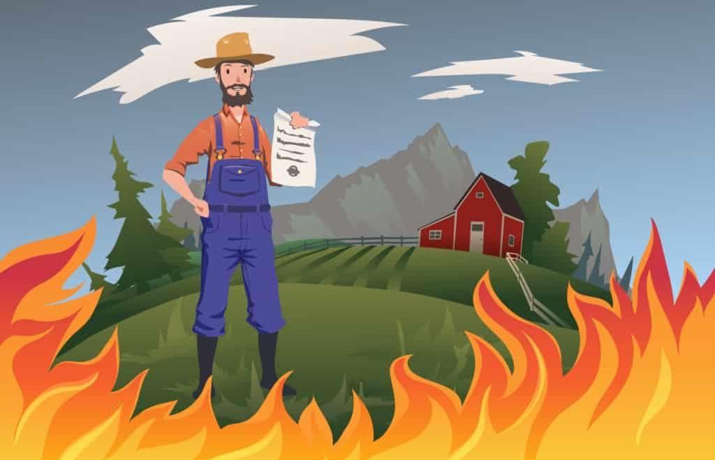 Por que investir no seguro rural?