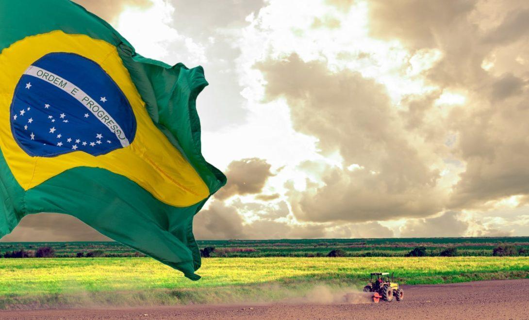Valorização das terras no Brasil