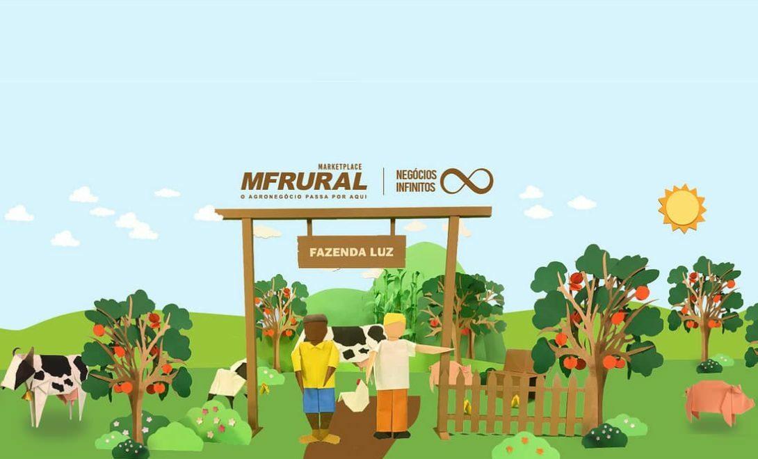 """MF Rural lança campanha """"Negócios Infinitos"""""""