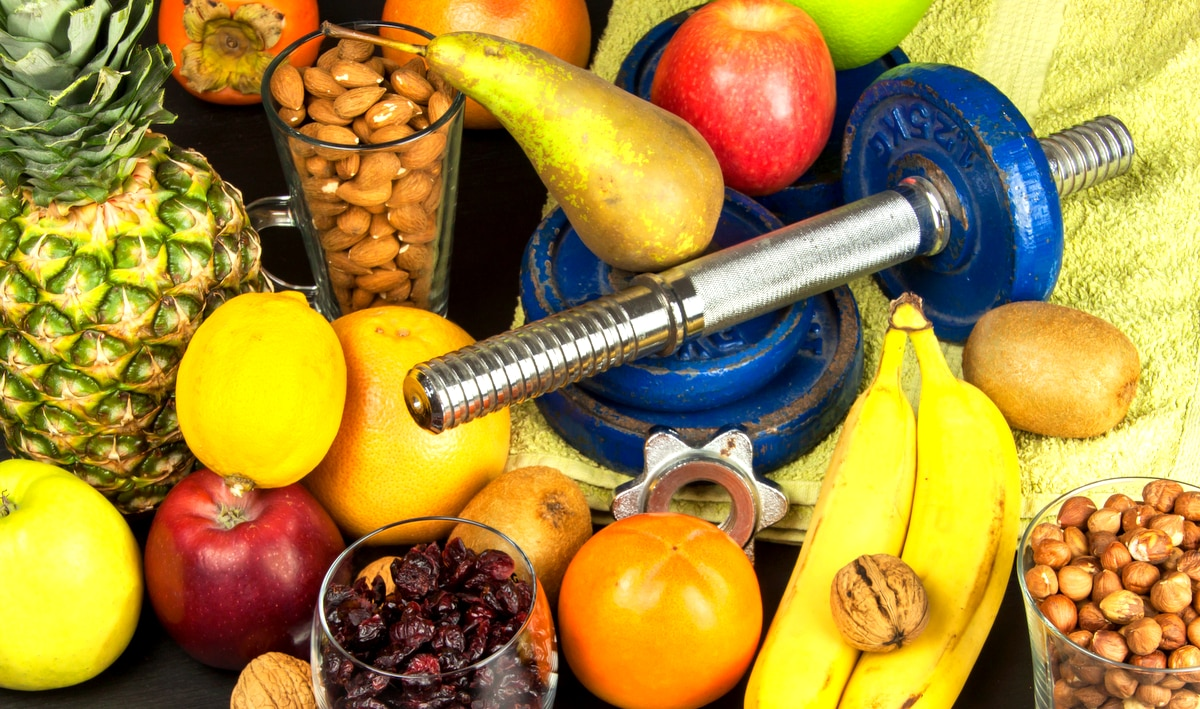 Frutas indicadas para o pós-treinamento físico