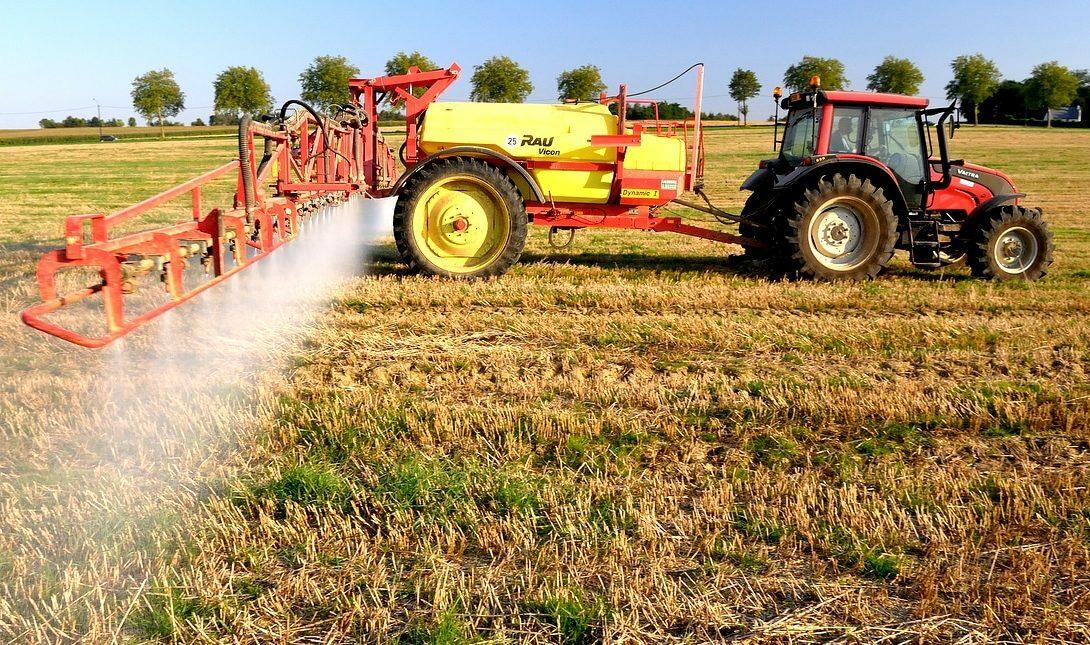 Dinâmica de herbicida em palhada de Sistema Plantio Direto (SPD)