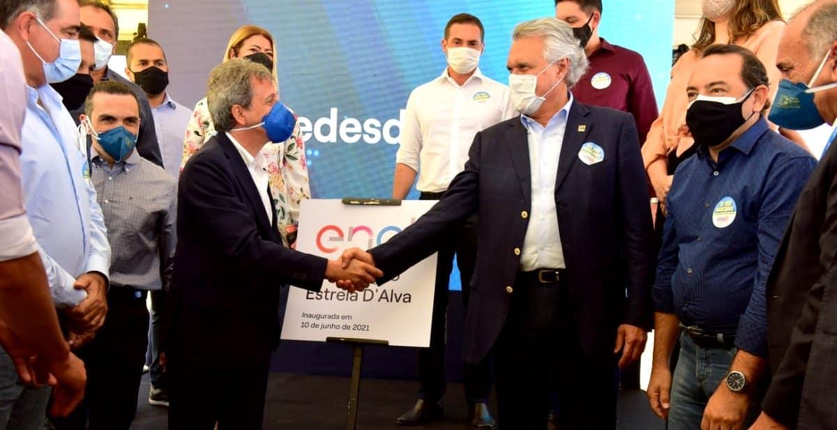 Inauguração de subestação no Entorno: investimentos da Enel